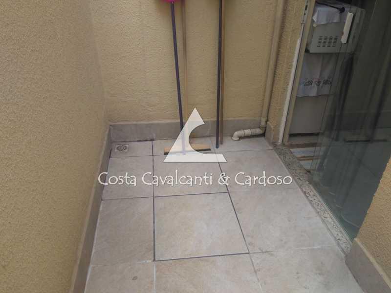 - Casa em Condomínio 3 quartos à venda Sampaio, Rio de Janeiro - R$ 390.000 - TJCN30006 - 6