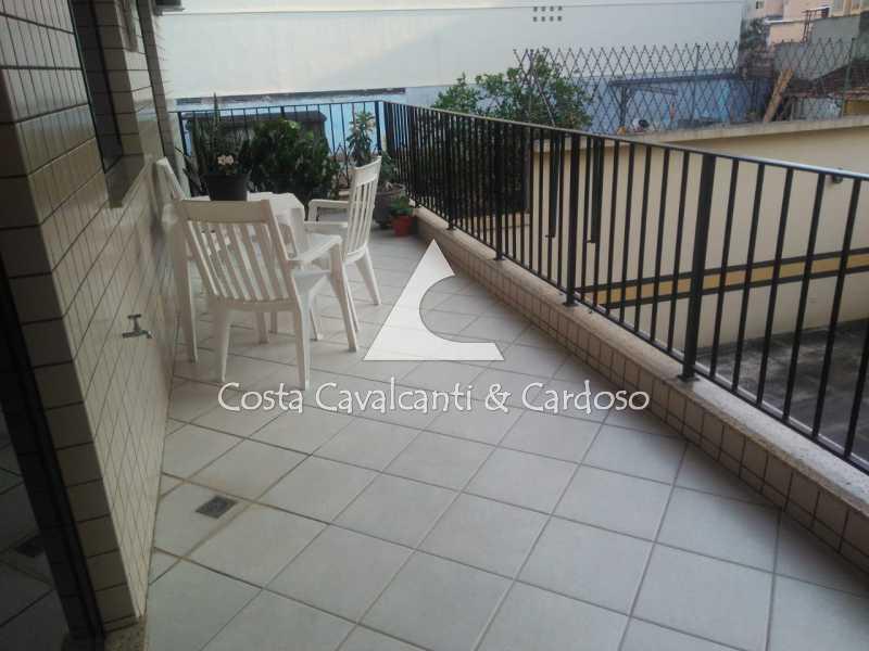 - Apartamento 2 quartos à venda Méier, Rio de Janeiro - R$ 620.000 - TJAP20420 - 4