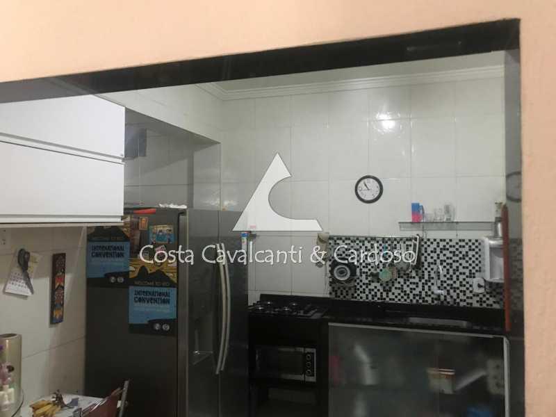 - Casa de Vila 2 quartos à venda Tijuca, Rio de Janeiro - R$ 500.000 - TJCV20010 - 11