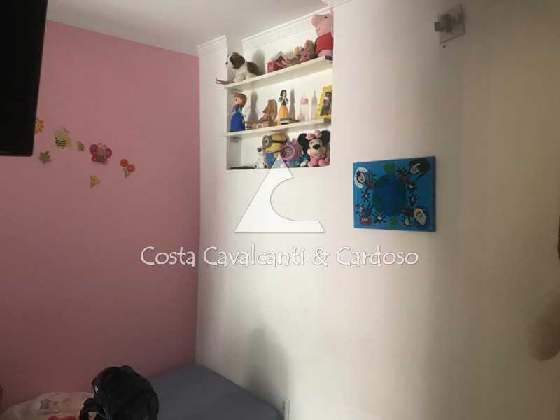 - Casa de Vila 2 quartos à venda Tijuca, Rio de Janeiro - R$ 500.000 - TJCV20010 - 17
