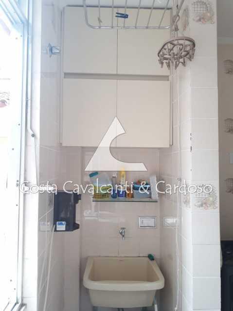 - Apartamento 2 quartos à venda Grajaú, Rio de Janeiro - R$ 250.000 - TJAP20429 - 17