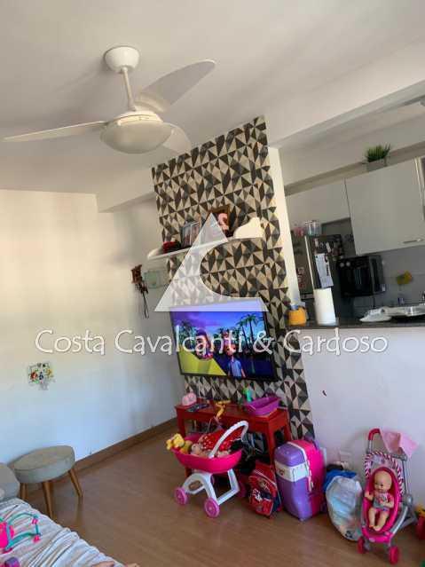 - Apartamento 2 quartos à venda Rio Comprido, Rio de Janeiro - R$ 300.000 - TJAP20431 - 3