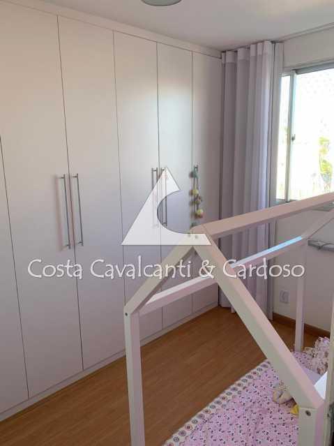 - Apartamento 2 quartos à venda Rio Comprido, Rio de Janeiro - R$ 300.000 - TJAP20431 - 14