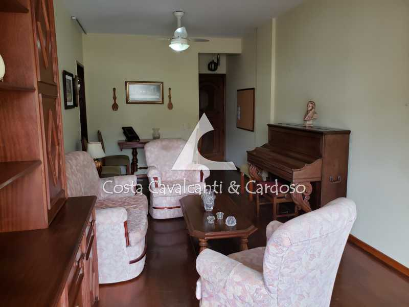 - Apartamento 2 quartos à venda Grajaú, Rio de Janeiro - R$ 480.000 - TJAP20432 - 1