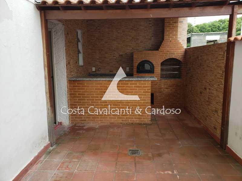 - Apartamento 2 quartos à venda Grajaú, Rio de Janeiro - R$ 480.000 - TJAP20432 - 4