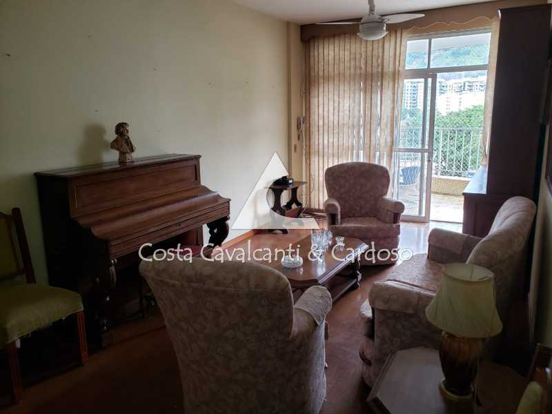 - Apartamento 2 quartos à venda Grajaú, Rio de Janeiro - R$ 480.000 - TJAP20432 - 9