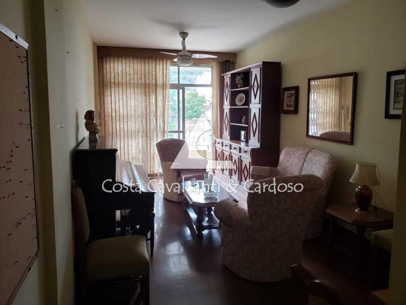 - Apartamento 2 quartos à venda Grajaú, Rio de Janeiro - R$ 480.000 - TJAP20432 - 24