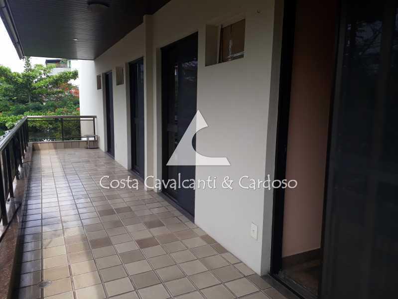 20210212_143938 FOTOS HUGO PAN - Apartamento 3 quartos à venda Recreio dos Bandeirantes, Rio de Janeiro - R$ 730.000 - TJAP30318 - 1