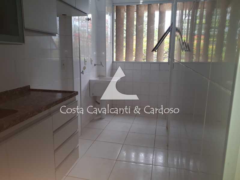 20210212_144431 FOTOS HUGO PAN - Apartamento 3 quartos à venda Recreio dos Bandeirantes, Rio de Janeiro - R$ 730.000 - TJAP30318 - 27