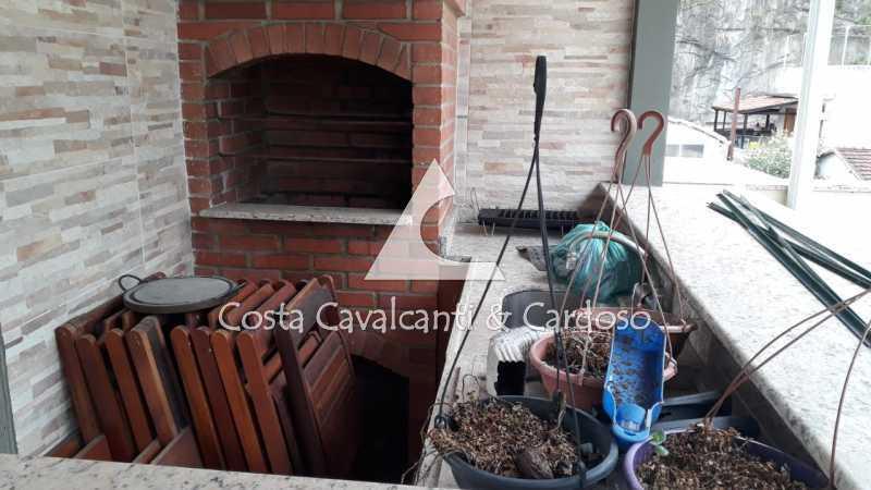 IMG-20210220-WA0053 TJCV40009  - Casa de Vila 4 quartos à venda Tijuca, Rio de Janeiro - R$ 1.160.000 - TJCV40009 - 22