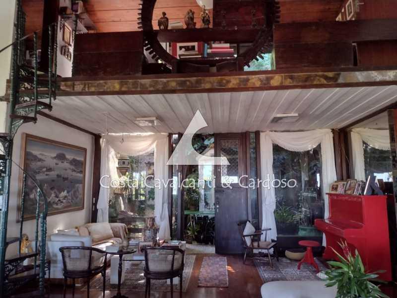 IMG-20210705-WA0059 CASA JUÁ  - Casa em Condomínio 6 quartos à venda São Conrado, Rio de Janeiro - R$ 3.800.000 - TJCN60001 - 7