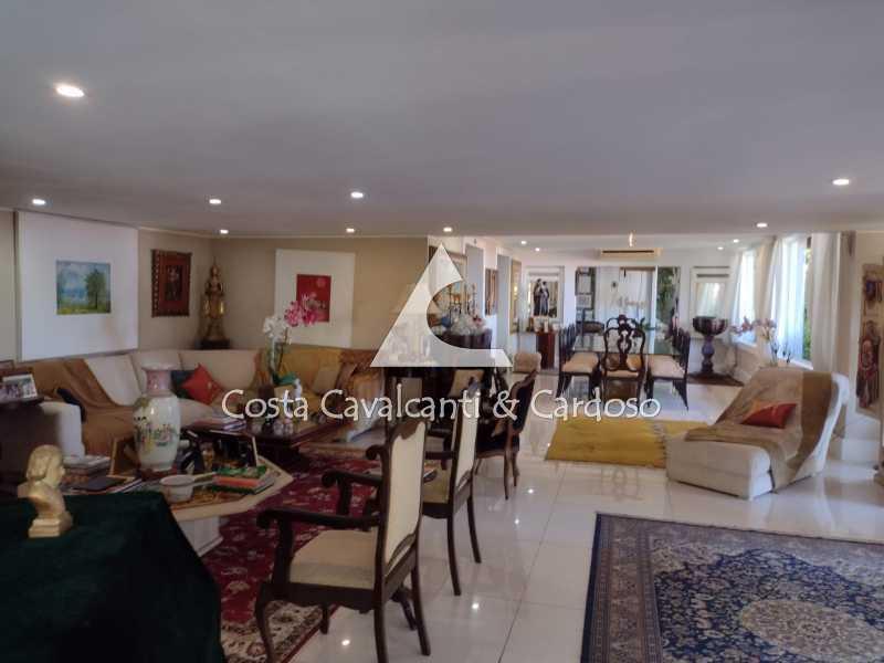 IMG-20210705-WA0064 CASA JUÁ  - Casa em Condomínio 6 quartos à venda São Conrado, Rio de Janeiro - R$ 3.800.000 - TJCN60001 - 14