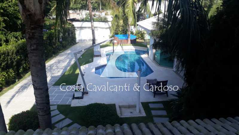 IMG-20210715-WA0013 - FOTO POR - Casa em Condomínio 5 quartos à venda Barra da Tijuca, Rio de Janeiro - R$ 5.000.000 - TJCN50003 - 1