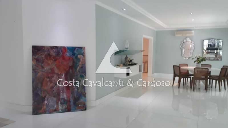 IMG-20210715-WA0014 - FOTO POR - Casa em Condomínio 5 quartos à venda Barra da Tijuca, Rio de Janeiro - R$ 5.000.000 - TJCN50003 - 9