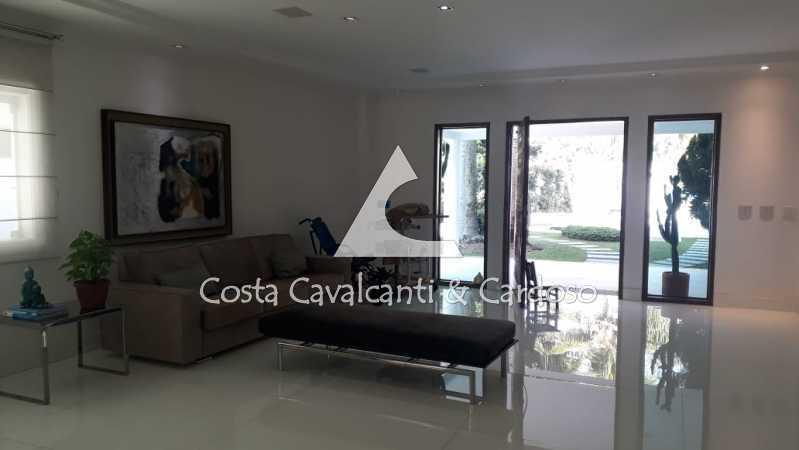IMG-20210715-WA0037 - FOTO POR - Casa em Condomínio 5 quartos à venda Barra da Tijuca, Rio de Janeiro - R$ 5.000.000 - TJCN50003 - 5