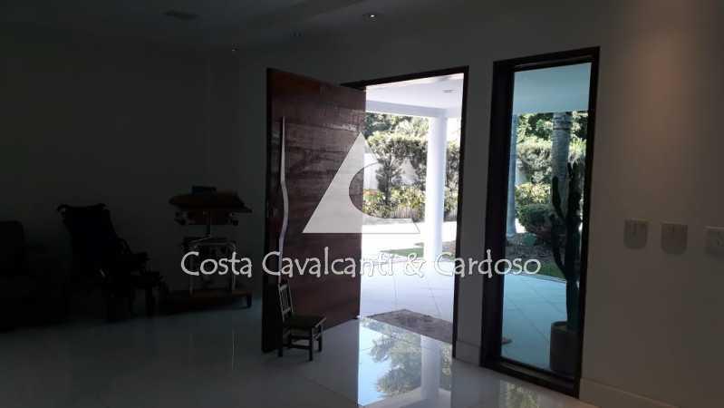 IMG-20210715-WA0043 FOTO PORTO - Casa em Condomínio 5 quartos à venda Barra da Tijuca, Rio de Janeiro - R$ 5.000.000 - TJCN50003 - 7