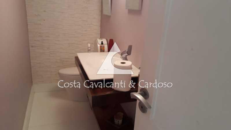 IMG-20210713-WA0077 FOTO PORTO - Casa em Condomínio 5 quartos à venda Barra da Tijuca, Rio de Janeiro - R$ 5.000.000 - TJCN50003 - 10