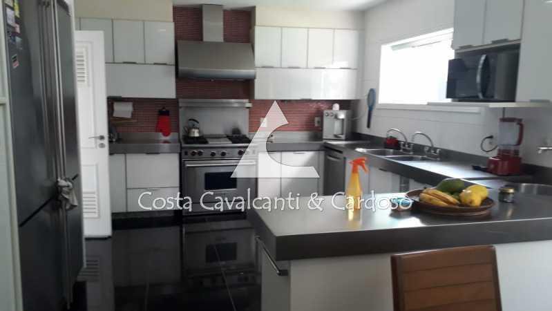 IMG-20210713-WA0079 FOTO PORTO - Casa em Condomínio 5 quartos à venda Barra da Tijuca, Rio de Janeiro - R$ 5.000.000 - TJCN50003 - 11
