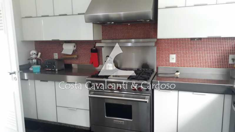 IMG-20210713-WA0082 FOTO PORTO - Casa em Condomínio 5 quartos à venda Barra da Tijuca, Rio de Janeiro - R$ 5.000.000 - TJCN50003 - 12