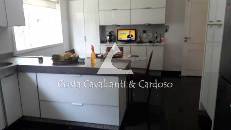 IMG-20210713-WA0083 FOTO PORTO - Casa em Condomínio 5 quartos à venda Barra da Tijuca, Rio de Janeiro - R$ 5.000.000 - TJCN50003 - 14
