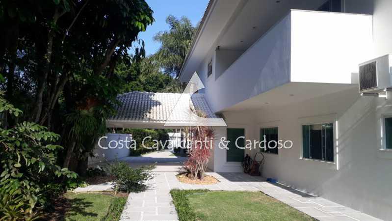 IMG-20210713-WA0086 FOTO PORTO - Casa em Condomínio 5 quartos à venda Barra da Tijuca, Rio de Janeiro - R$ 5.000.000 - TJCN50003 - 27