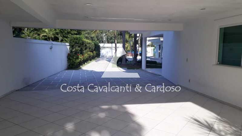 IMG-20210713-WA0090 FOTO PORTO - Casa em Condomínio 5 quartos à venda Barra da Tijuca, Rio de Janeiro - R$ 5.000.000 - TJCN50003 - 28