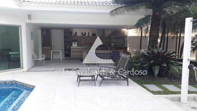 IMG-20210713-WA0096 FOTO PORTO - Casa em Condomínio 5 quartos à venda Barra da Tijuca, Rio de Janeiro - R$ 5.000.000 - TJCN50003 - 25