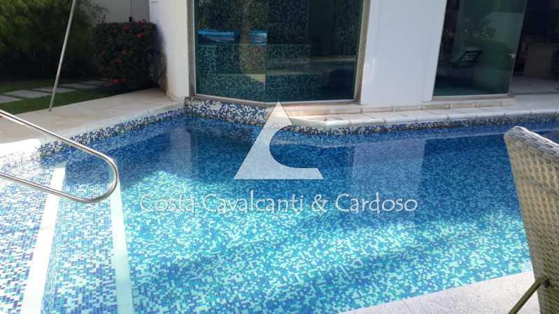 IMG-20210713-WA0100 FOTO PORTO - Casa em Condomínio 5 quartos à venda Barra da Tijuca, Rio de Janeiro - R$ 5.000.000 - TJCN50003 - 23