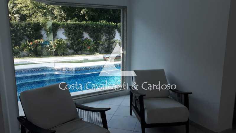 IMG-20210713-WA0106 FOTO PORTO - Casa em Condomínio 5 quartos à venda Barra da Tijuca, Rio de Janeiro - R$ 5.000.000 - TJCN50003 - 24