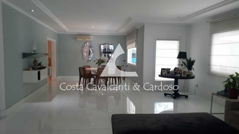 IMG-20210713-WA0069 FOTO PORTO - Casa em Condomínio 5 quartos à venda Barra da Tijuca, Rio de Janeiro - R$ 5.000.000 - TJCN50003 - 3