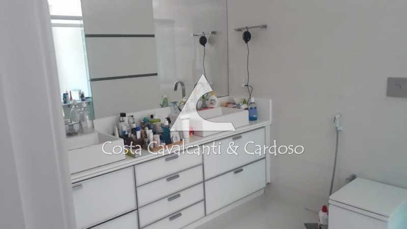 IMG-20210713-WA0052 FOTO PORTO - Casa em Condomínio 5 quartos à venda Barra da Tijuca, Rio de Janeiro - R$ 5.000.000 - TJCN50003 - 17