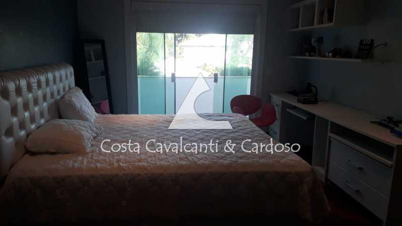 IMG-20210713-WA0053 FOTO PORTO - Casa em Condomínio 5 quartos à venda Barra da Tijuca, Rio de Janeiro - R$ 5.000.000 - TJCN50003 - 18