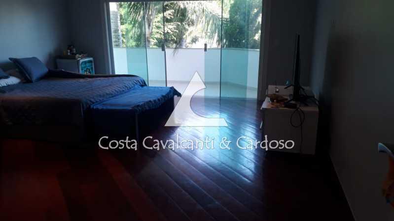 IMG-20210713-WA0054 FOTO PORTO - Casa em Condomínio 5 quartos à venda Barra da Tijuca, Rio de Janeiro - R$ 5.000.000 - TJCN50003 - 15