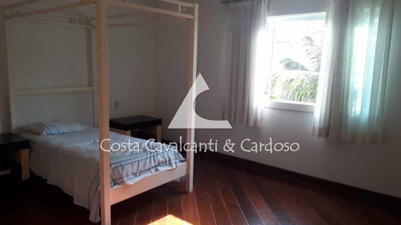 IMG-20210713-WA0062 FOTO PORTO - Casa em Condomínio 5 quartos à venda Barra da Tijuca, Rio de Janeiro - R$ 5.000.000 - TJCN50003 - 20