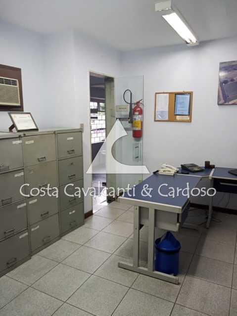FOTO RECEPÇÃO FOTOS RRJ 12 - Galpão 540m² à venda Penha, Rio de Janeiro - R$ 8.000.000 - TJGA00001 - 3