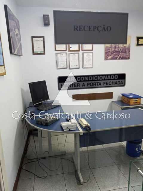 FOTO RECEPÇÃO PORTA FOTOS RR - Galpão 540m² à venda Penha, Rio de Janeiro - R$ 8.000.000 - TJGA00001 - 4