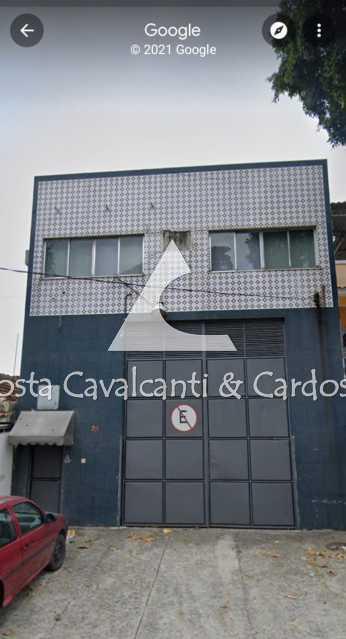FOTO FACHADA RRJ ENGENHARIA FO - Galpão 540m² à venda Penha, Rio de Janeiro - R$ 8.000.000 - TJGA00001 - 7