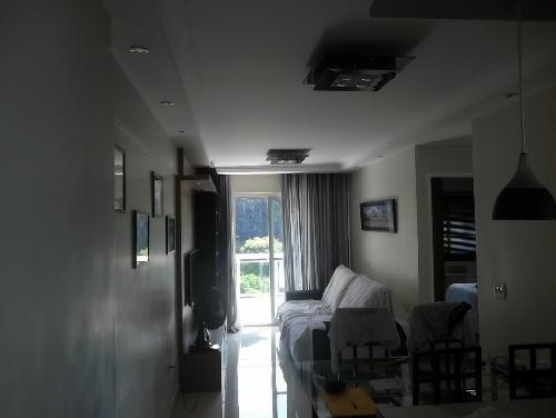 FOTO4 - Apartamento à venda Rua Eulina Ribeiro,Engenho de Dentro, Rio de Janeiro - R$ 350.000 - CA20287 - 3