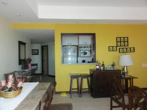 FOTO1 - Apartamento Avenida Lúcio Costa,Barra da Tijuca,Rio de Janeiro,RJ À Venda,3 Quartos,120m² - CA30168 - 1