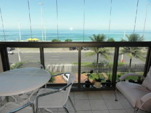 FOTO15 - Apartamento Avenida Lúcio Costa,Barra da Tijuca,Rio de Janeiro,RJ À Venda,3 Quartos,120m² - CA30168 - 15
