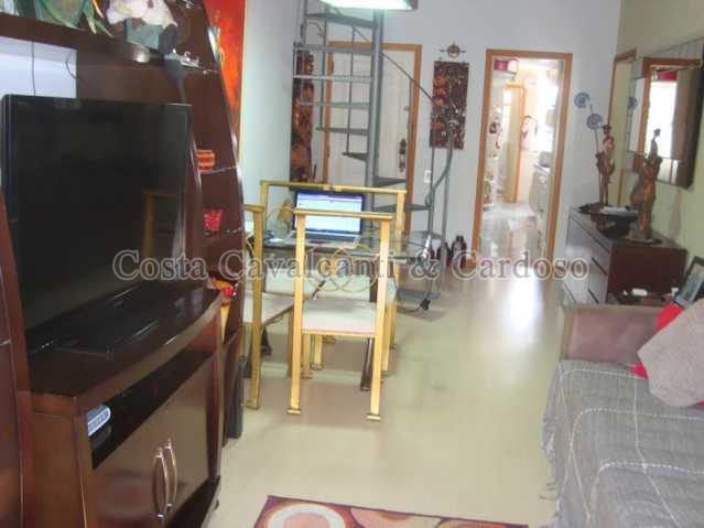 1 - Cobertura à venda Rua Rego Lópes,Tijuca, Rio de Janeiro - R$ 1.280.000 - CC30011 - 1