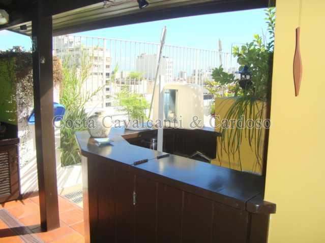 25 - Cobertura à venda Rua Rego Lópes,Tijuca, Rio de Janeiro - R$ 1.280.000 - CC30011 - 22