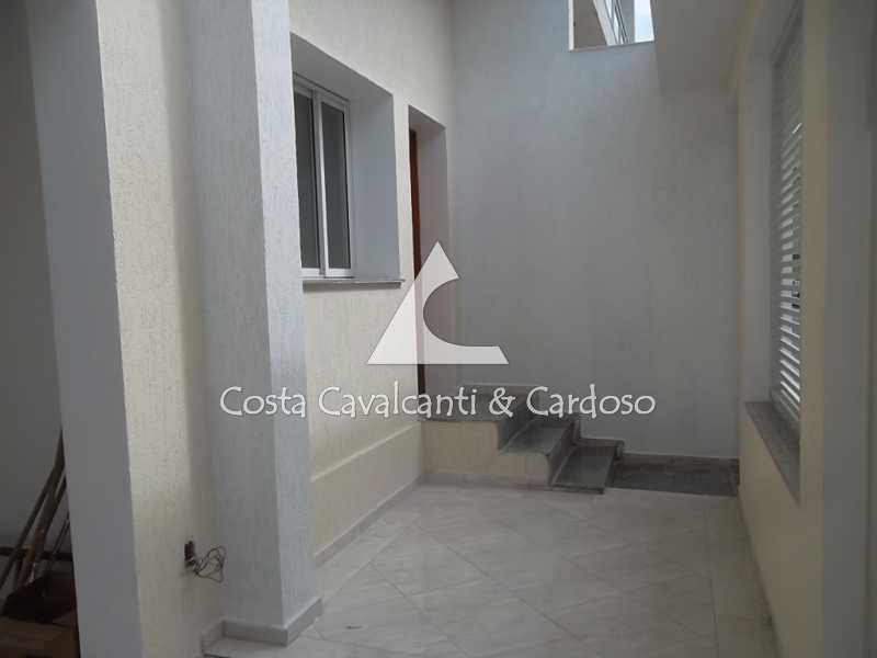 2.1 entrada social - Casa à venda Rua Clemente Falcão,Tijuca, Rio de Janeiro - R$ 700.000 - TJCA20008 - 4