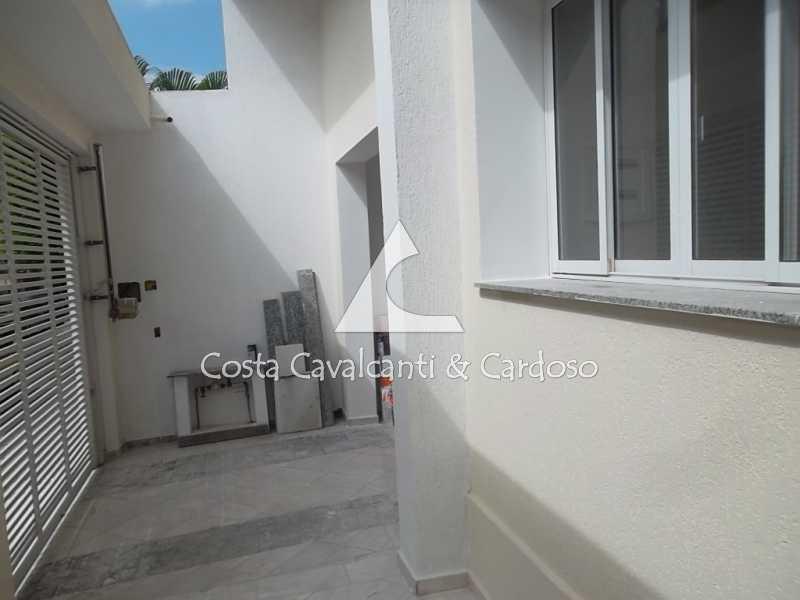 3 entrada garagem - Casa à venda Rua Clemente Falcão,Tijuca, Rio de Janeiro - R$ 700.000 - TJCA20008 - 5