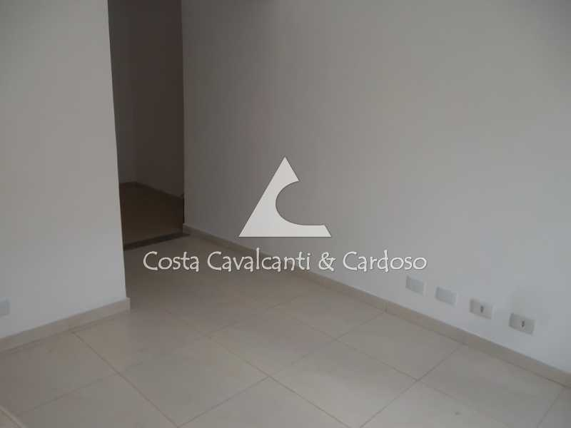 4 sala - Casa à venda Rua Clemente Falcão,Tijuca, Rio de Janeiro - R$ 700.000 - TJCA20008 - 6