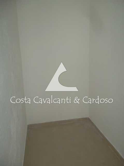 5 home office - Casa à venda Rua Clemente Falcão,Tijuca, Rio de Janeiro - R$ 700.000 - TJCA20008 - 7