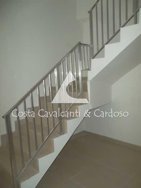 7 escada acesso - Casa à venda Rua Clemente Falcão,Tijuca, Rio de Janeiro - R$ 700.000 - TJCA20008 - 9