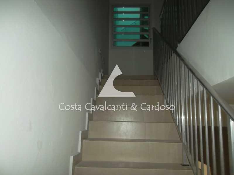 8 escada acesso - Casa à venda Rua Clemente Falcão,Tijuca, Rio de Janeiro - R$ 700.000 - TJCA20008 - 10