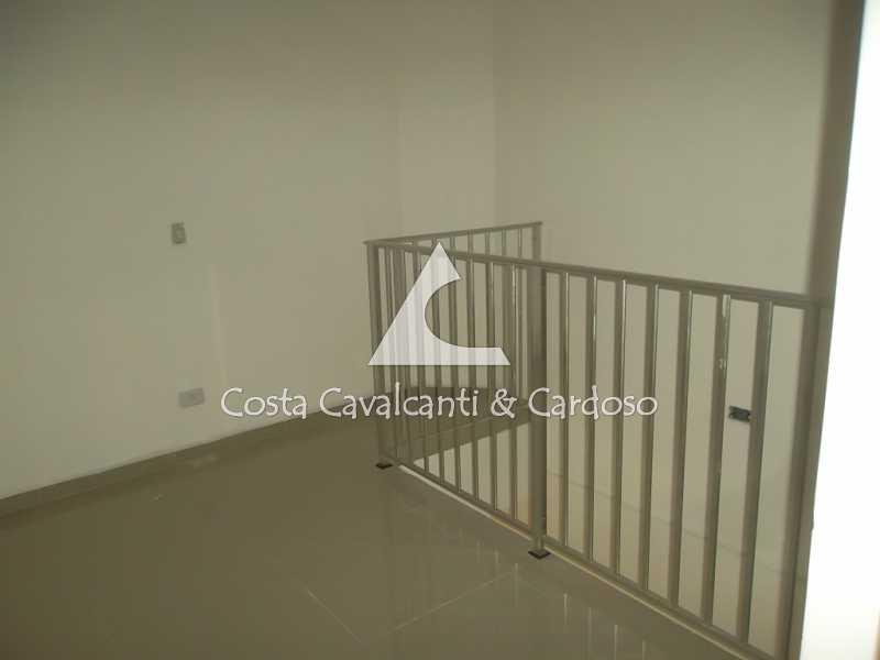 9 saleta 2º piso - Casa à venda Rua Clemente Falcão,Tijuca, Rio de Janeiro - R$ 700.000 - TJCA20008 - 11