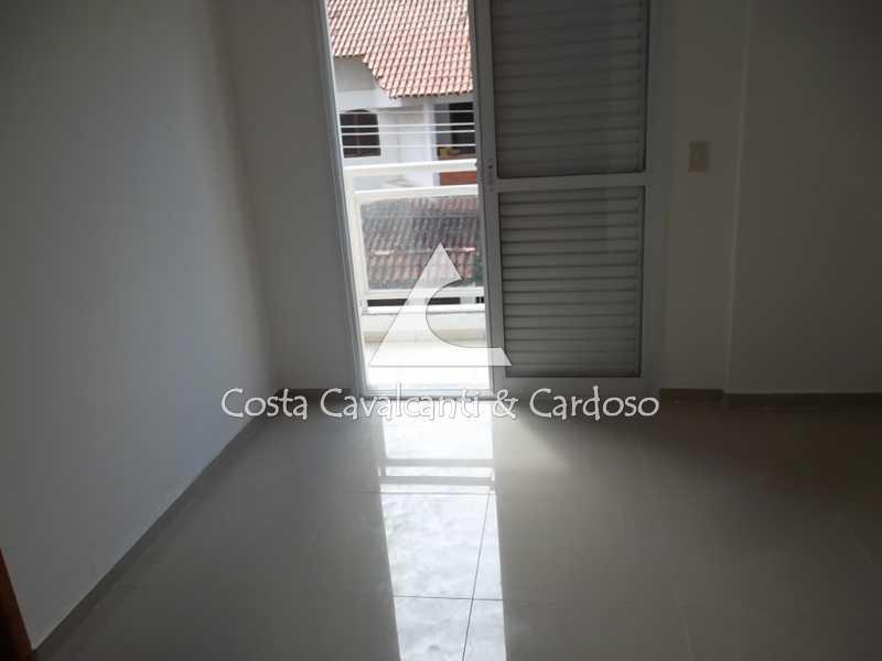 11 qto 1 - Casa à venda Rua Clemente Falcão,Tijuca, Rio de Janeiro - R$ 700.000 - TJCA20008 - 13